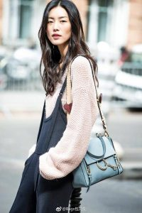 Liu Wen Mr. Bags x Chloe Faye Day