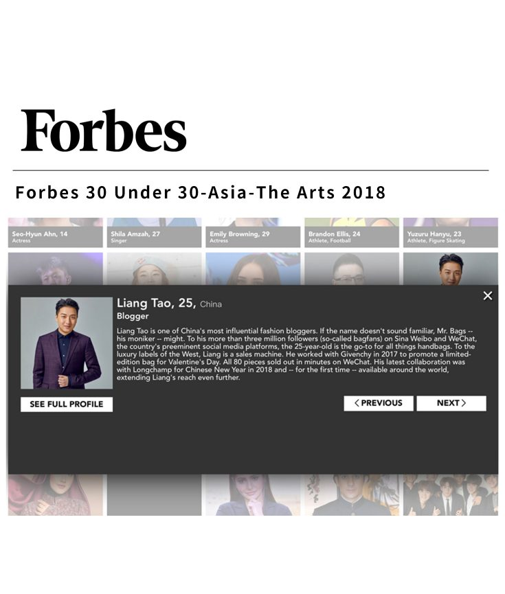 Forbes Mr. Bags