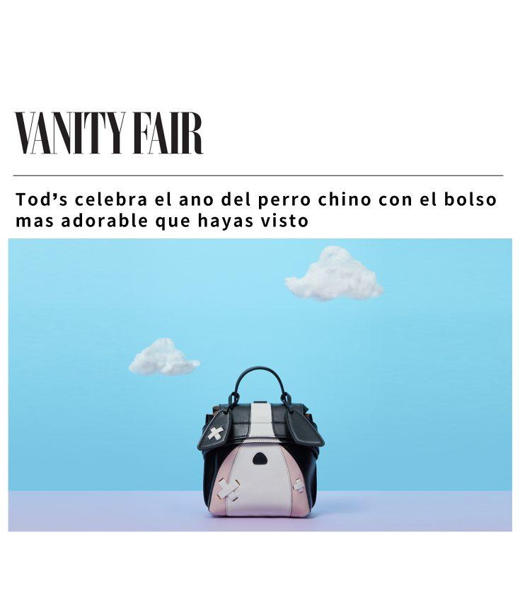 Vanity Fair Spain Mr. Bags