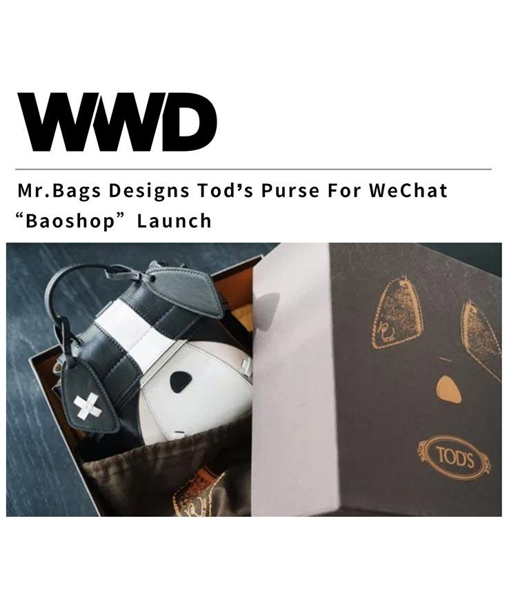 WWD Mr. Bags Tod's