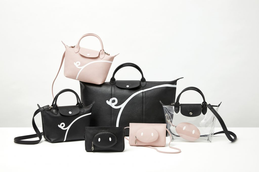 Mr. Bags for Longchamp