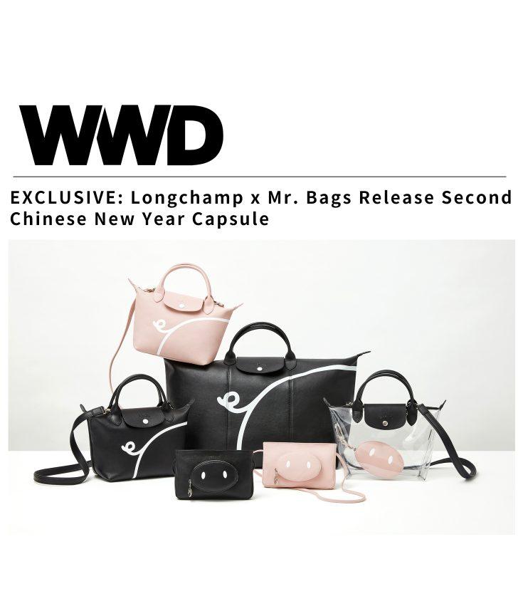 mr bags longchamp